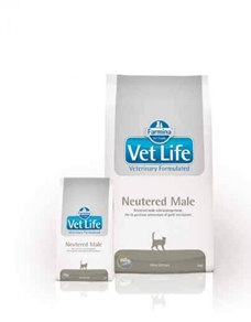 Vet Life Cat Neutered Male